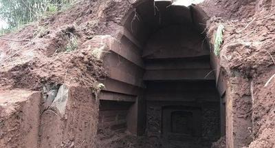 Song Dynasty tomb discovered in China's Sichuan