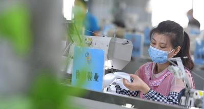 World's factory turns to domestic market amid global coronavirus recession